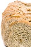 chlebowego żydowskiego bochenka cebulkowy żyta styl zdjęcie stock