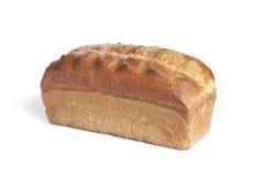 chlebowego bochenka biały cały Obrazy Stock