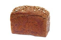 chlebowego bochenka dłudzy rumiani ziarna słonecznikowi Obraz Royalty Free