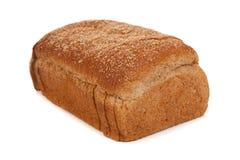 chlebowego bochenka pokrojony pszeniczny biel Zdjęcie Royalty Free
