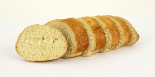 chlebowego bochenka pokrojony sourdough Zdjęcia Stock