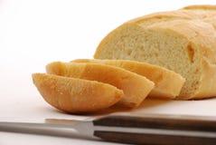 chlebowego jaco nożowego bochenka pokrojony sourdough Zdjęcie Royalty Free