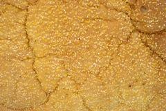 chlebowego zamkniętego bochenka odgórny widok Obraz Royalty Free