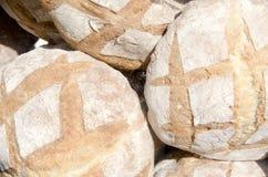 Chlebowi Boules Fotografia Stock