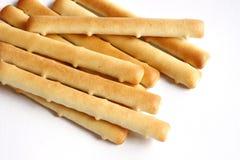Chlebowi kije obrazy stock