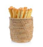 Chlebowi kije obraz royalty free