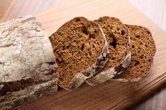 chlebowy świeży żyto Fotografia Stock