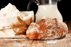 chlebowy świeży obraz stock