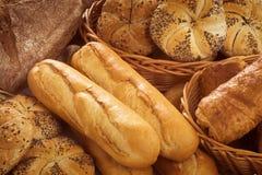 chlebowy świeży ciasto Obraz Royalty Free