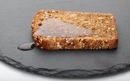 chlebowy świeży miód Zdjęcie Royalty Free