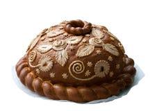 chlebowy świeży wakacyjny bochenek Obraz Royalty Free
