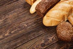 Chlebowy asortyment Obraz Royalty Free