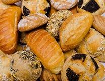 Chlebowy asortyment Zdjęcie Stock