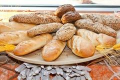chlebowy bochenek Obrazy Stock