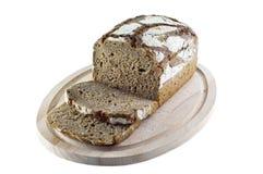 chlebowy bochenek o Obrazy Stock