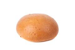Chlebowy bochenek odizolowywający na białym tle Obrazy Stock