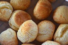 chlebowy brazilian ser zdjęcia stock