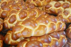 chlebowy challah próżnuje Zdjęcie Royalty Free
