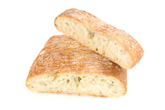 chlebowy ciabatta Zdjęcia Royalty Free