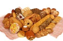 chlebowy ciasto Zdjęcie Royalty Free