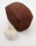 chlebowy czosnek Obraz Stock