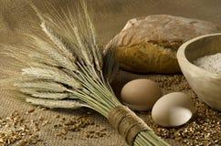 chlebowy domowej roboty Fotografia Stock