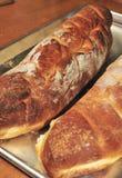 chlebowy domowej roboty Zdjęcia Stock