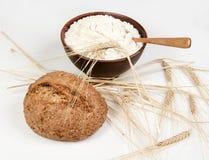 chlebowy domowej roboty bochenek zdjęcia royalty free