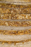 chlebowy domowej roboty pokrojony obrazy stock