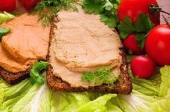 chlebowy łeb Fotografia Stock