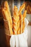 chlebowy francuz Zdjęcia Royalty Free
