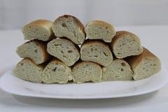 Chlebowy jedzenie zdjęcia royalty free