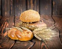 Chlebowy Karmowy tło obrazy royalty free