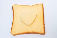 chlebowy kierowy plasterek Zdjęcia Stock