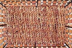 Chlebowy kosz Zdjęcie Stock