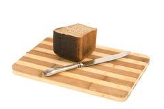 chlebowy nóż Zdjęcie Royalty Free