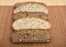chlebowy organicznie wholemeal Zdjęcie Stock