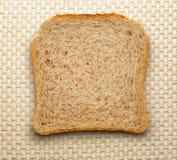Chlebowy plasterek Zdjęcie Stock