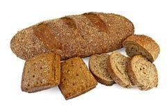 chlebowy różnorodny żyto zdjęcie stock