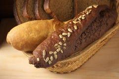 chlebowy różnorodny Obrazy Stock