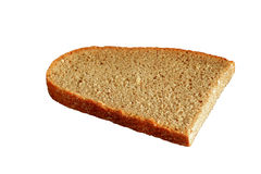chlebowy rozcięcia talerza plasterek Zdjęcia Royalty Free