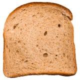 chlebowy rozcięcia talerza plasterek Zdjęcie Royalty Free