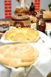 chlebowy rytuał Obraz Royalty Free