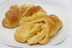 chlebowy ser Fotografia Stock