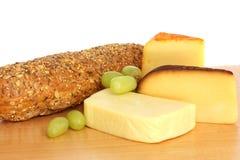 chlebowy ser Obrazy Stock