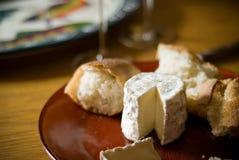 chlebowy ser Zdjęcia Stock