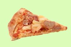 chlebowy skorupy pizzy biel Zdjęcia Royalty Free