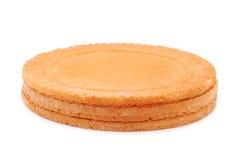chlebowy tort fotografia stock