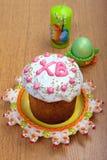 chlebowy uroczysty Easter Zdjęcie Stock