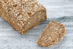 chlebowy wholegrain Fotografia Stock